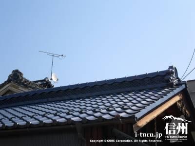 神社屋根1