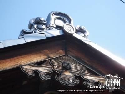 神社屋根2