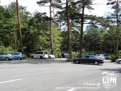 千ケ滝 駐車場