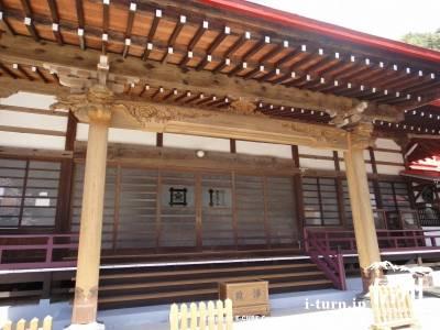 弘妙寺の本堂
