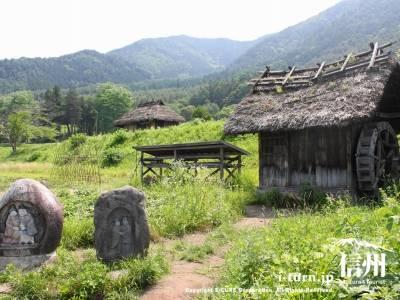 農村の建物