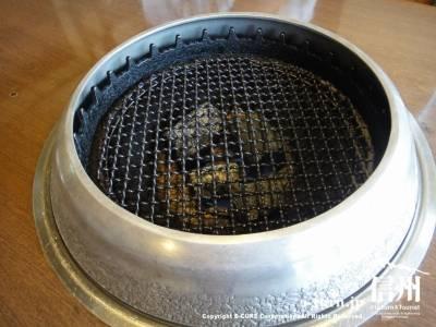 炭火ロースター