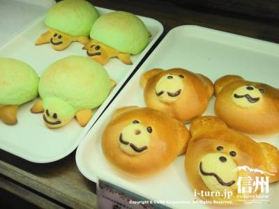 キャラクターパン