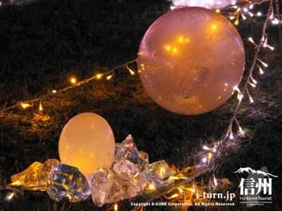 宝石みたいなガラス
