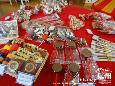 日本の昔のおもちゃ