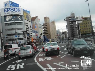 公共交通専用レーン