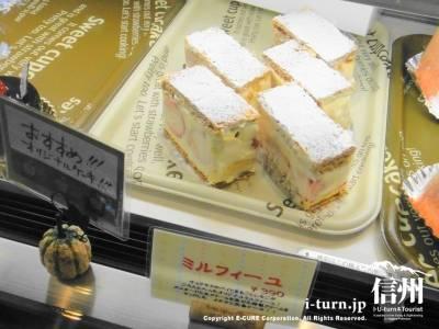 ミルフィーユ390円