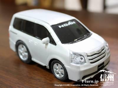 トヨタ「ノア」のミニカー