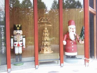エルツおもちゃ博物館のおもちゃの人形Ⅰ