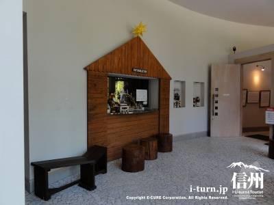エルツおもちゃ博物館の展示室入口Ⅰ