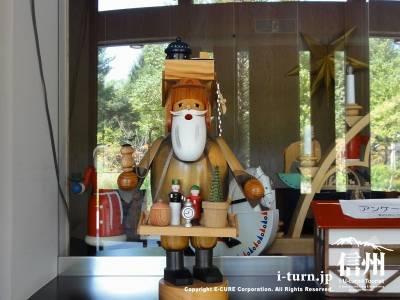 エルツおもちゃ博物館の展示室入口Ⅲ