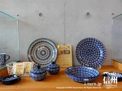 エルツおもちゃ博物館のカフェRUHA食器類販売Ⅰ