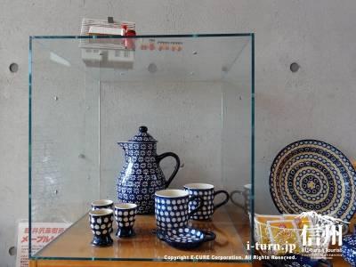エルツおもちゃ博物館のカフェRUHA食器類販売Ⅱ