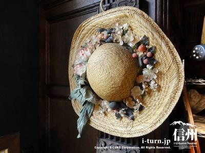 軽井沢レイクガーデンショップの帽子Ⅰ