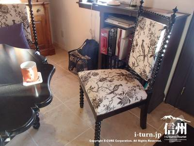 モリス椅子