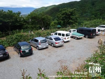 駐車場は沢山ありますが路駐も多かったです