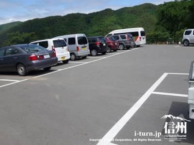 入口から一番近い駐車場