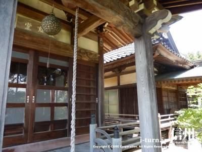 長姫堂と鬼子母神堂
