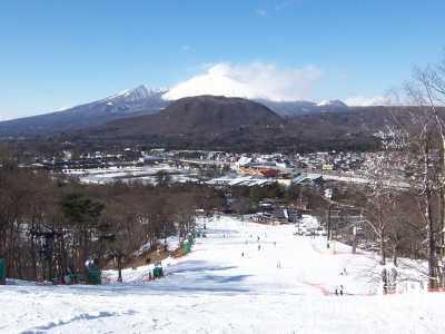 軽井沢プリンススキー場|東京から70分でゲレンデへ|軽井沢町軽井沢