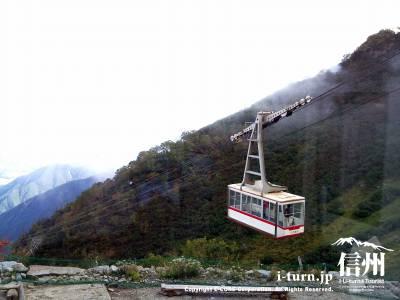 中央アルプス駒ヶ岳ロープウェイ|日本最高所駅のロープウェイ|駒ヶ根市赤穂