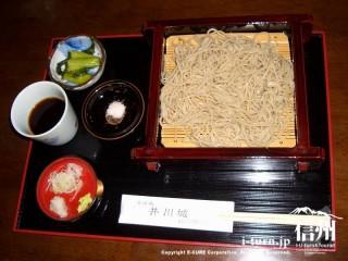 そば処井川城|そば粉にこだわる美味しい信州十割|松本市井川城