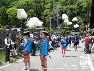 木曽・贄川宿と奈良井宿|木曽漆器祭・奈良井宿場祭|塩尻市木曽