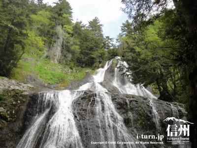 三本滝| 日本の滝百選に選ばれた乗鞍を代表する滝|松本市安曇
