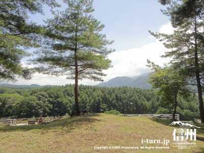 丸山公園|標高958メートルの静かな公園|富士見町