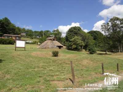 井戸尻史跡公園|縄文時代の狩猟採集が覆される|富士見町境