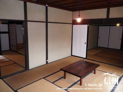 たてもの野外博物館 松本市歴史の里(7)|江戸時代後期に建てられた下級武士の住宅・木下尚江生家|松本市島立