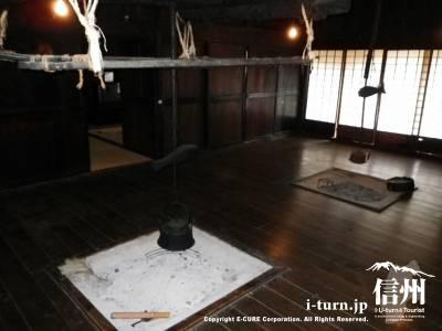 たてもの野外博物館 松本市歴史の里(6)|江戸時代後期の旧奈川村の旅人宿・工女宿宝来屋|松本市島立