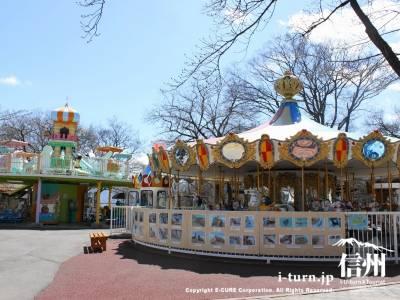 長野市城山動物園【2】|遊園地もある無料の動物園|長野市上松