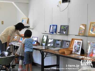 P.O.P(ポップ) 第3回『イラスト&創作』展|イラスト愛好家グループの作品展|安曇野市豊科
