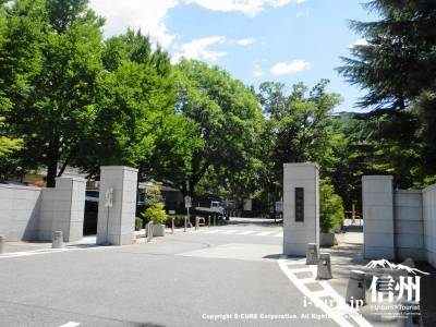 信州大学松本キャンパス【1】|「神様のカルテ」に登場する信濃大学のモデル|松本市旭